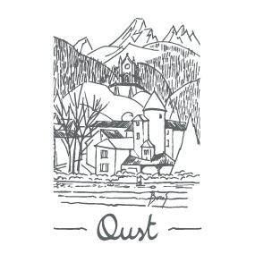 Logo Commune d'Oust
