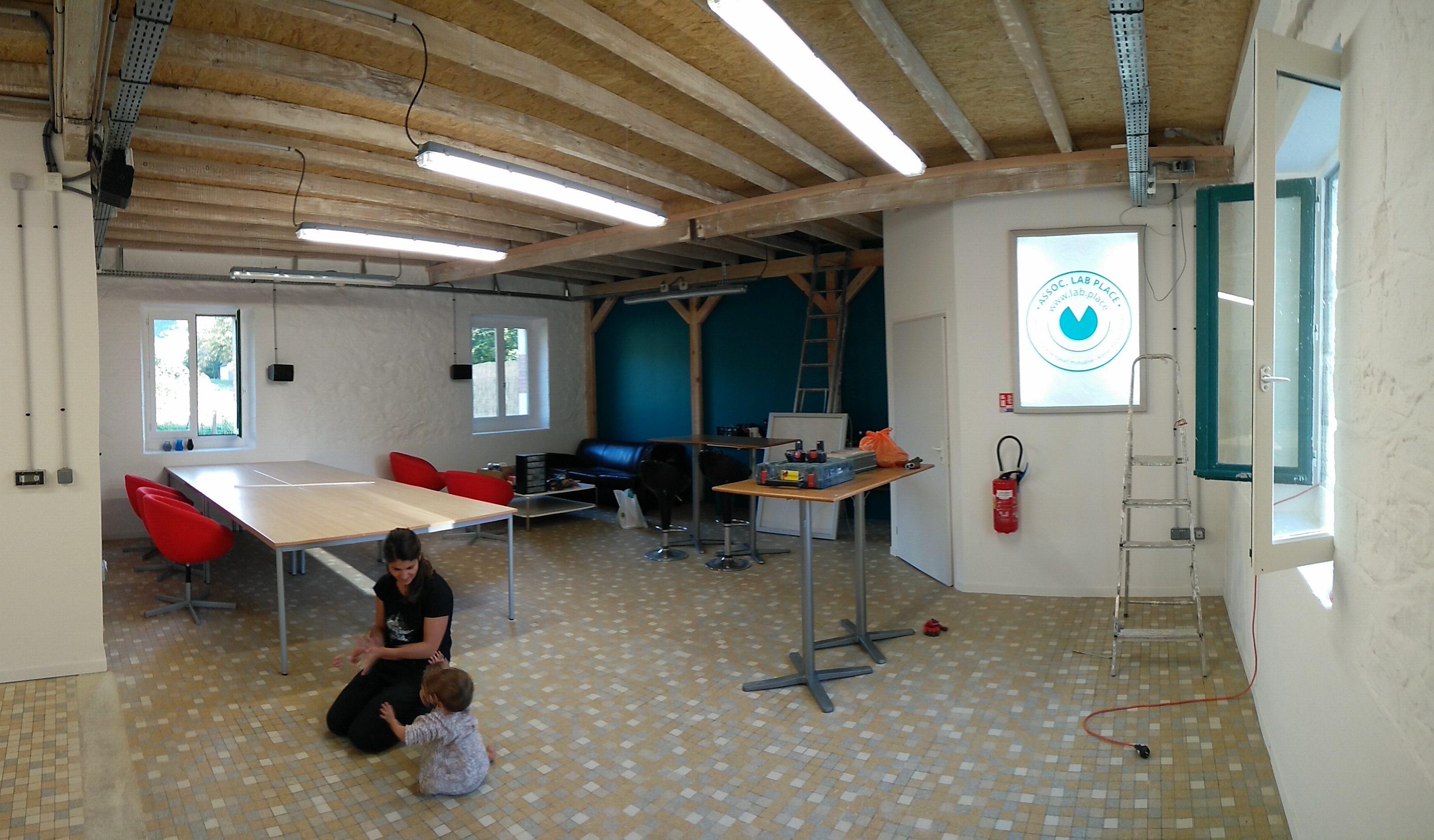 Lab Place ouvre ses portes au public le 30 septembre