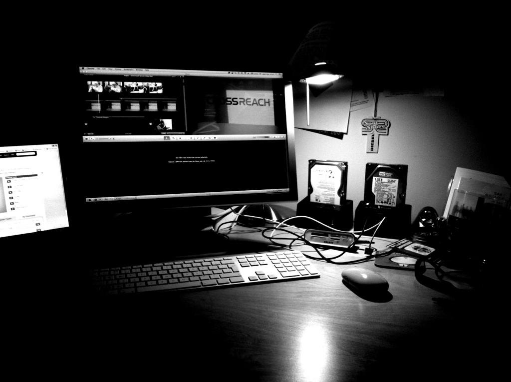 Atelier initiation montage vidéo