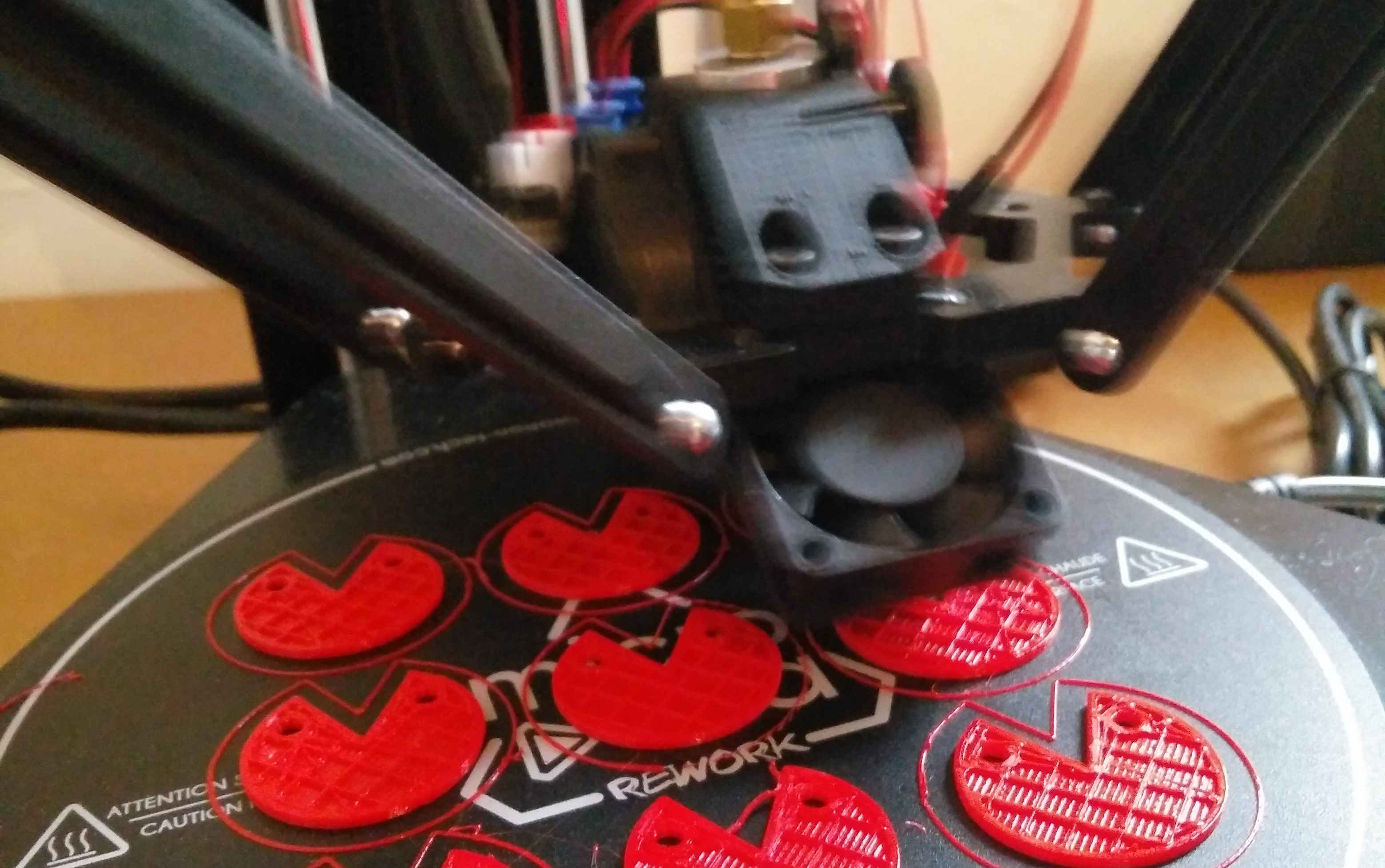 Imprimante 3D Delta Maker