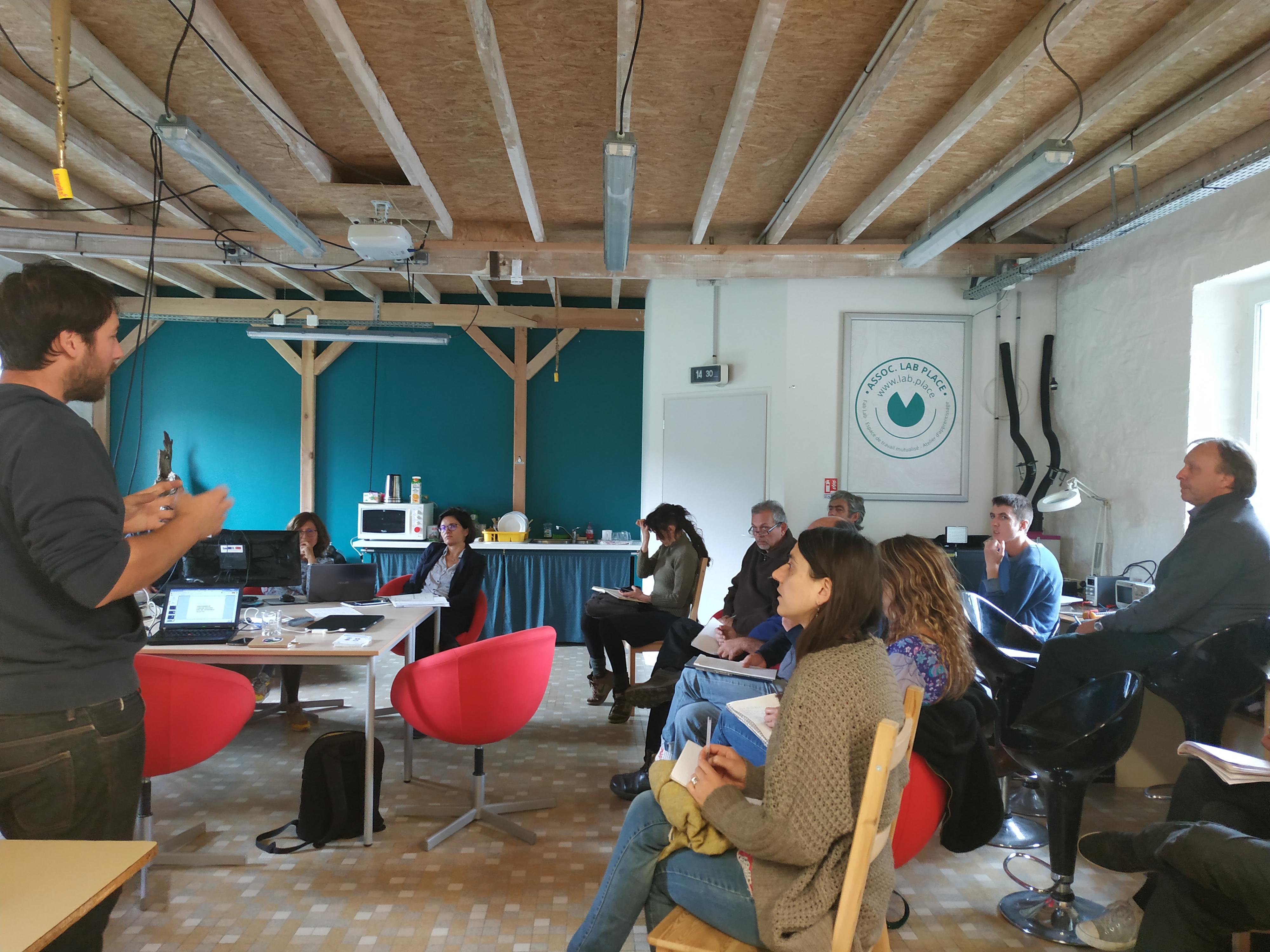 Ateliers d'apprentissages I Le numérique pour travailler autrement I Septembre 2019