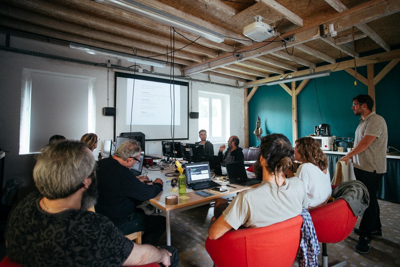 Ateliers d'apprentissages | Tous media makers | Novembre 2019