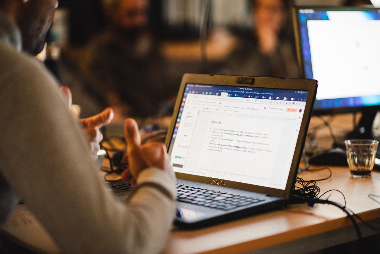 Reprise des ateliers en ligne